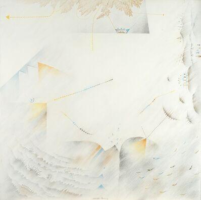 Tullio Pericoli, 'Paesaggio', 1982