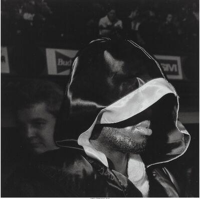 Larry Fink, 'Boxing, Blue Horizon, Philadelphia', 1994