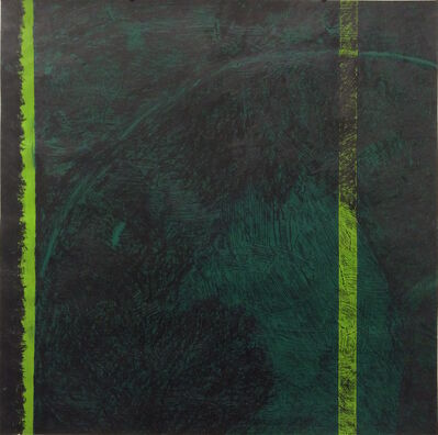 Emily Brett Lukens, 'Untitled Green', 2015