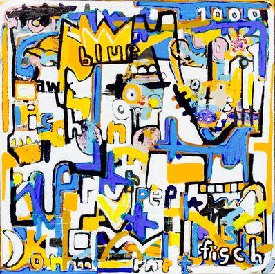 Jonas Fisch, 'Bluebird', 2016