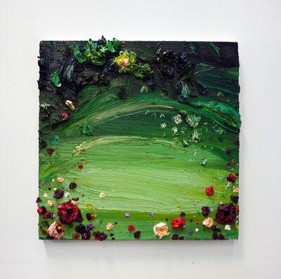 Kelsey Shultis, 'Moss Study IV', 2018
