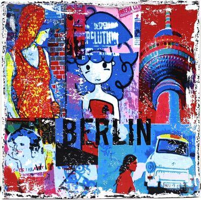 Marion Duschletta, 'Berlin Girls', 2013