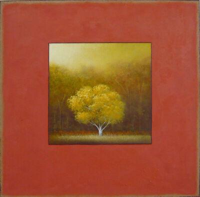 Scott Duce, 'Autumn Coppice 2', 2008