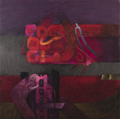Fernando de Szyszlo, 'Regreso a Mendieta', 2016