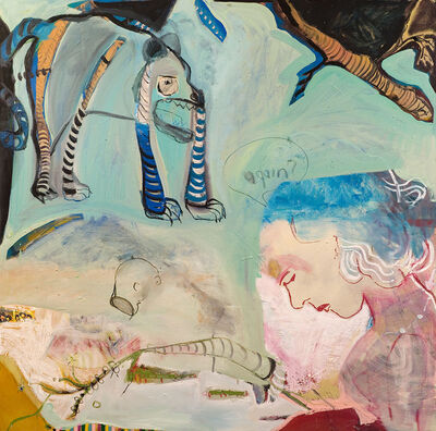 Dorothy Fitzgerald, 'hot mitt ', 2014