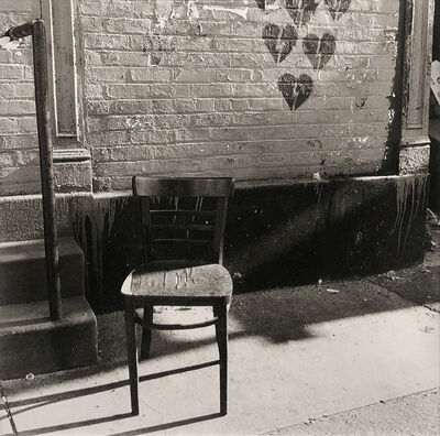 Bruce Cratsley, 'The Empty Chair', 1984