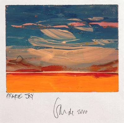 Harold Garde, 'Prarie Sky', 2000
