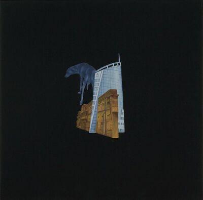 Praneet Soi, 'Blue Dog', 2008