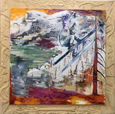 Abraham Lacalle, 'Astuto norte', 2017