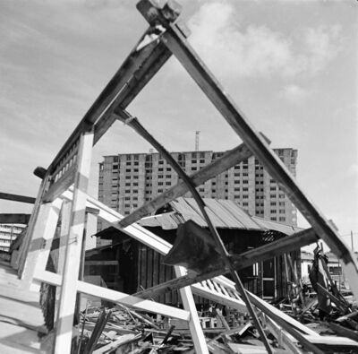 Loke Hong Seng, 'New Homes, A Stone's Throw Away', 1970