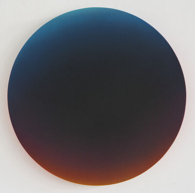 Jan Kaláb, 'Black Gradient 1', 2018