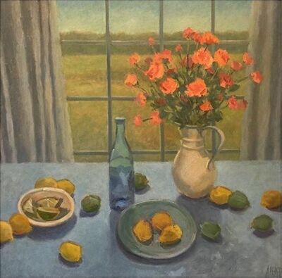 Jane D'Angelo, 'Lemons and Limes', 2019