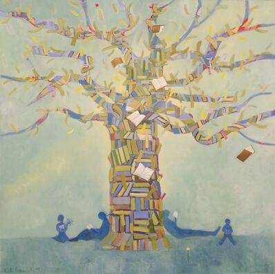 Orlando Agudelo Botero, ' EL ARBOL DEL CONOCIMEINTO - The Tree of Knowledge'