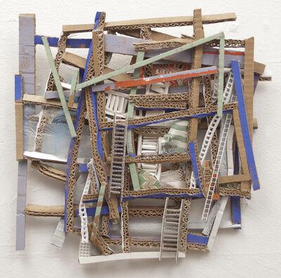 Ana Tiscornia, 'Green Strips', 2014