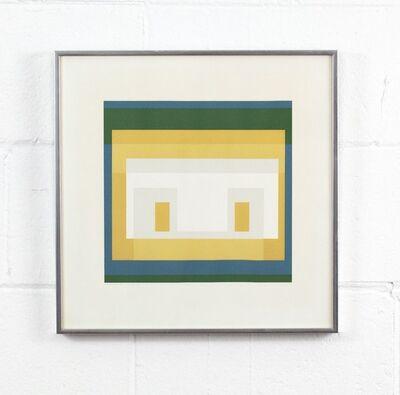 Josef Albers, 'Variant II', 1966