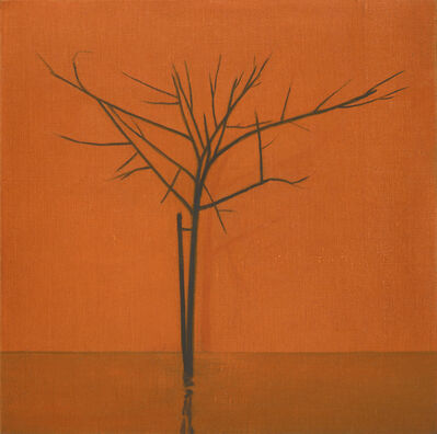 Tim Eitel, 'Tree and Stick ', 2017