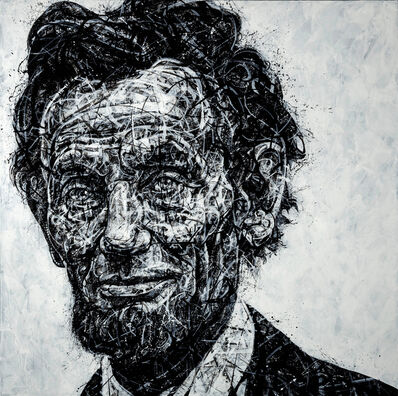 Aaron Reichert, 'Lincoln in DC', 2019