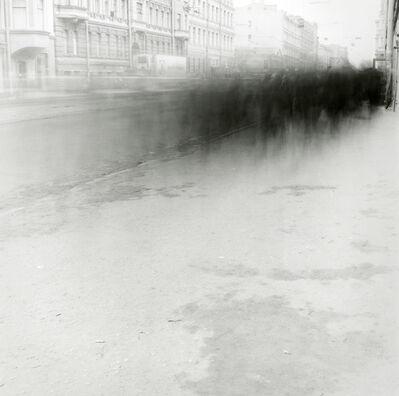 Alexey Titarenko, 'Crowd 3, St. Petersburg', 1992