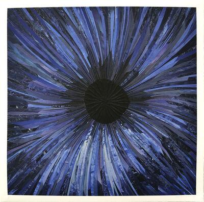 Jennifer Deppe Parker, 'Blue Eyed Swan', 2019