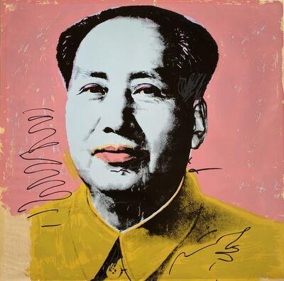Andy Warhol, 'Mao F&S II.91', 1972