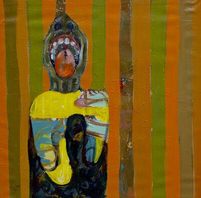 Gresham Tapiwa Nyaude, 'Not for me', 2015
