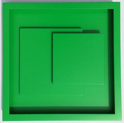 Geneviève Claisse, 'ADN vert', 1972-1016