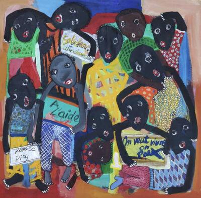 Adjaratou Ouedraogo, 'La Compassion', 2020