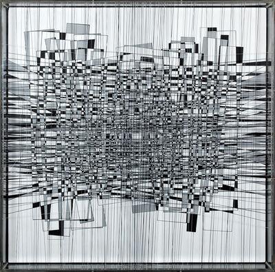 Thomas Canto, 'Rainy squares entanglement', 2016