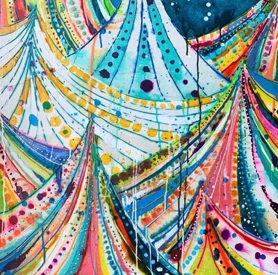 """Liz Tran, '""""Elation Station Two""""', 2017"""