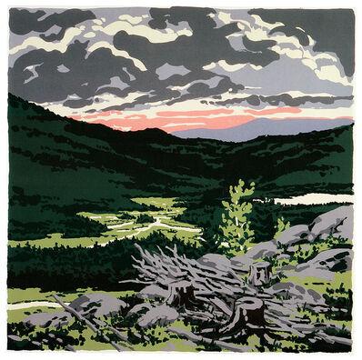 Neil G. Welliver, 'Brigg's Meadow', 1973