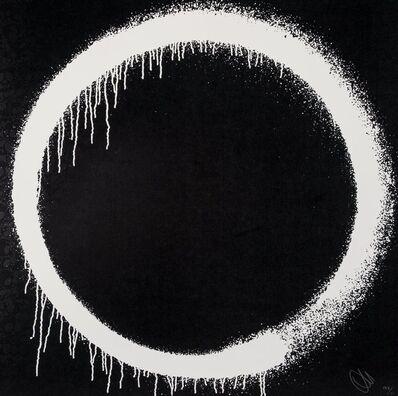 Takashi Murakami, 'Enso: Intellection', 2015