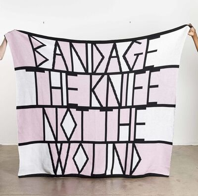 Adam Broomberg & Oliver Chanarin, 'Bandage the Knife Not the Wound', 2019