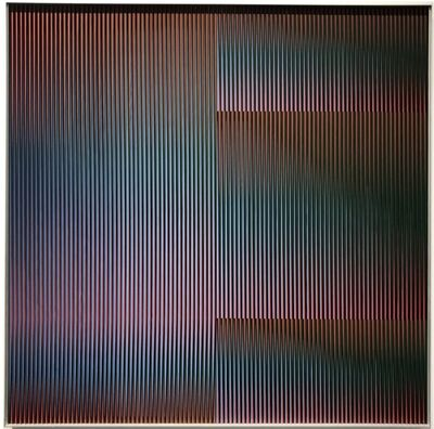 Carlos Cruz-Diez, 'Physichromie No 933', 1977
