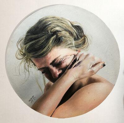Leonardo Eymil, 'Mujer llorando  / Woman crying', 2020