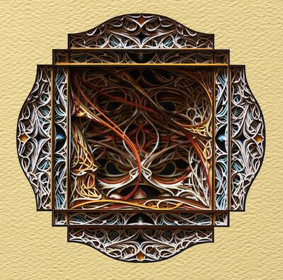 Eric Standley, 'Either/Or Tetragon 6.8.1', 2014
