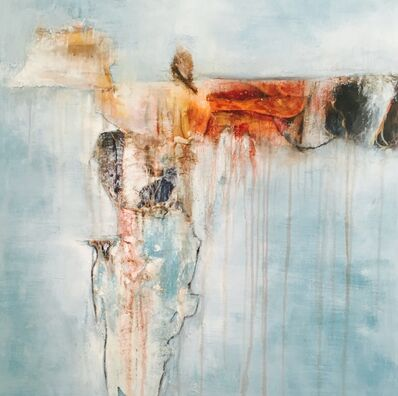 Thekla Papadopoulou, 'Fragments B'I', 2017