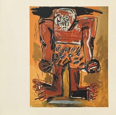Jean-Michel Basquiat, 'Jean Michel Basquiat, Keith Haring, Kenny Scharf: Galerie Delta, Rotterdam 1999', 1999