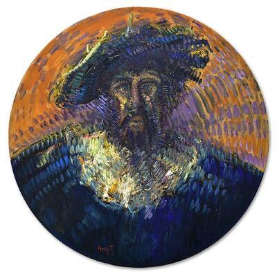 Jazzamoart, 'Rembrandt y Van Gogh ', 2015