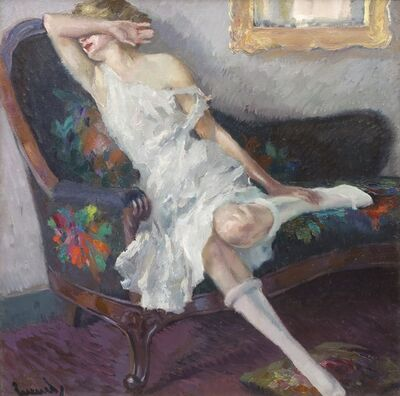 Edward Cucuel, 'Scheu'