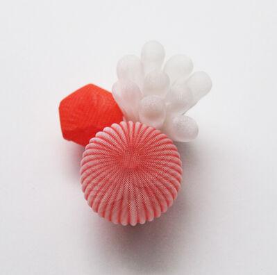 Mariko Kusumoto, 'Little thing pin #1', 2020