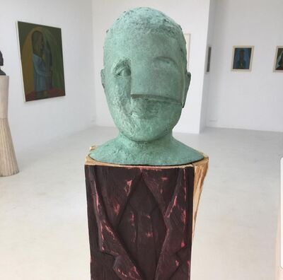 Salah Elmur, 'Untitled ', 2017