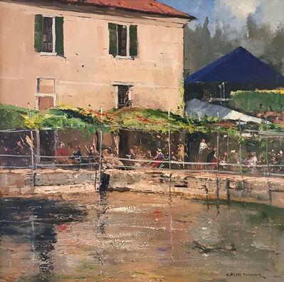 Colin Parker, 'San Vigilio, Lake Garda'