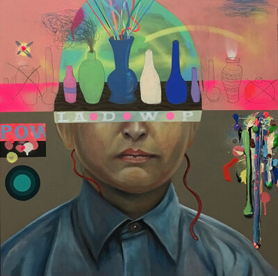Devin Liston, 'Conversation with God', 2016