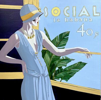 Andres Conde, 'SOCIAL Grafica', 2019
