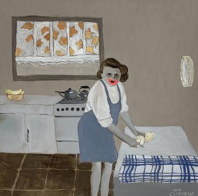 Cocó Caballero, 'Hacer Pan en Casa', 2020