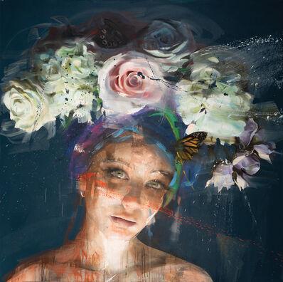 Roberta Coni, 'Alice Flowers', 2019