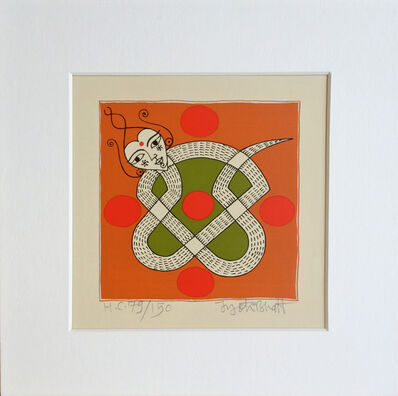 Jyoti Bhatt, 'Untitled 2', ca. 1980