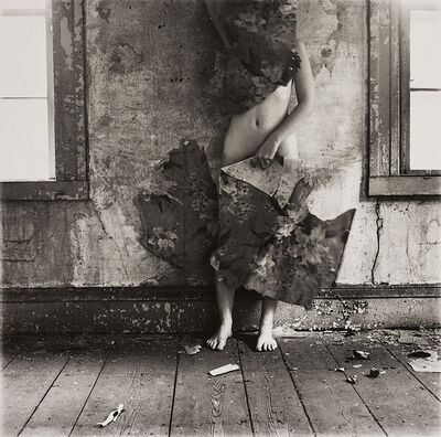 Francesca Woodman, 'Providence, Rhode Island, from Space2', 1977