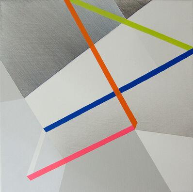Ira Svobodová, 'Words In White Space', 2012