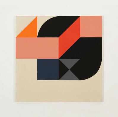 Sven Lukin, 'Dances AA', 1963